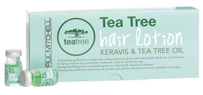 Foto 3 TEA TREE HAIR LOTION KERAVIS & TEA TREE OIL.